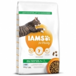 IAMS for Vitality Adult Cat Food with Ocean Fish (10kg)
