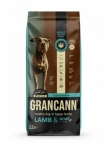 Grancann Lamb & Hemp seeds Adult small & medium breeds - 12kg
