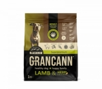 Grancann Lamb & Hemp seeds Adult medium & large breeds - 3kg