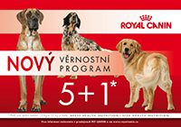 Royal canin 5+1